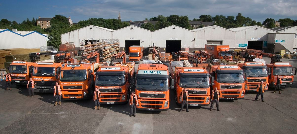 McNairs Builder Merchants Glasgow