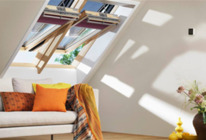 Velux Centre Pivot Windows