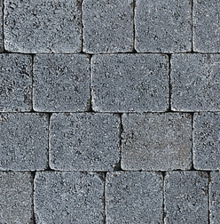 Tegula Setts Charcoal 50x90mm Loose
