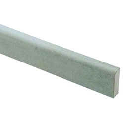 Bullnosed Grey Concrete Kerb 125x150x915mm