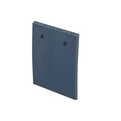 Marley Plain Eaves Tile Smooth Grey