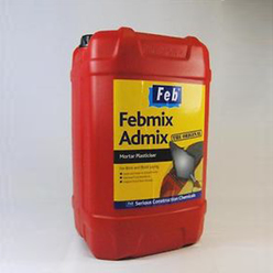 Febmix Plus 25Ltr