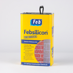 Febsilicon Exterior Waterproofer 5Ltr