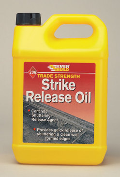 206 Strike Release Oil 5Ltr
