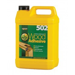 502 Wood Adhesive 5Ltr