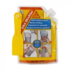 Sika Mix&Go Cement Repair Compound 1.25Kg