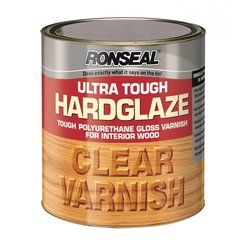 Ultra Tough Varnish Hard Glazed 2.5Ltr