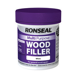 Multi Purpose Wood Filler White 250g