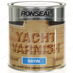 Yacht Varnish Satin 1Ltr