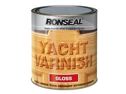 Yacht Varnish Gloss 2.5Ltr