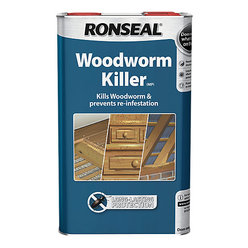 Woodworm Killer 5Ltr