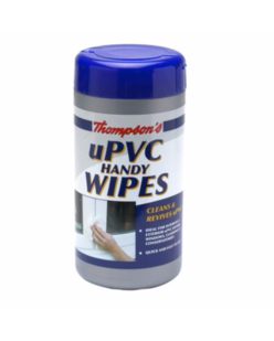 Thompsons UPVC Wipes (Tub)