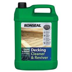 Deck Clean And Reviver Clear 5Ltr