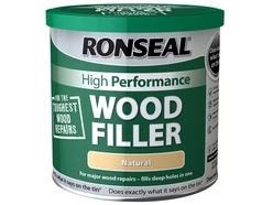 High Performance Wood Filler Natural 550g