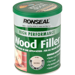 High Performance Wood Filler Natural 1Kg
