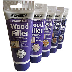 Multi Purpose Wood Filler Light 100g