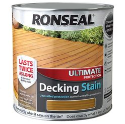 Ultimate Decking Stain Rich Mahogany 2.5L