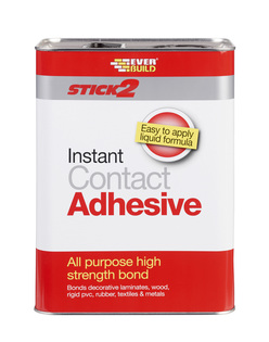 Stick 2 All Purpose Contact Adhesive 5Ltr