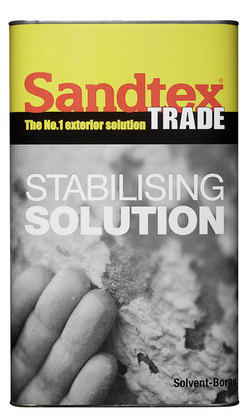 Sandtex Trade Stabilising Solution Clear