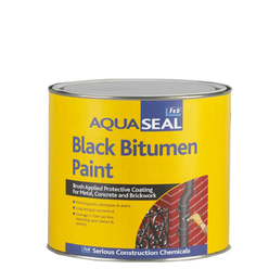 901 Black Bitumen Paint 5Ltr