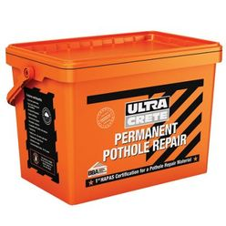 Ultracrete Permanent Pothole Repair 25kg