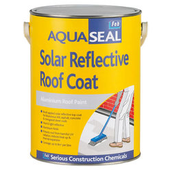 Aquaseal Solar Reflective Coat 25Ltr