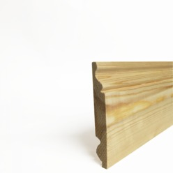 Redwood Ogee Skirting 14x145mm