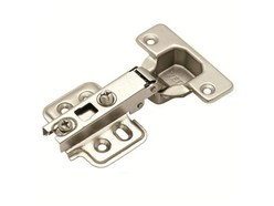 Concealed Hinge Pair Nickel Plated