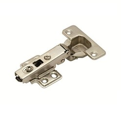Clip On Hinge Pair Nickel Plated