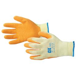 Latex Grip Glove Size 9 (L)