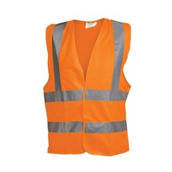 Orange Hi Visibility Vest - XL
