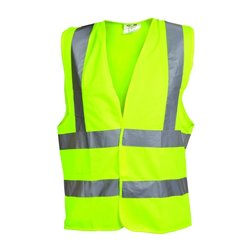 Yellow Hi Visibility Vest - XL