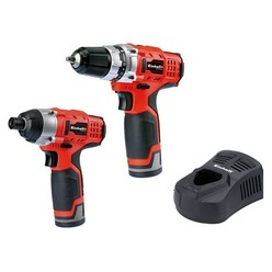 Einhell 12V Impact Driver & Drill Driver Twin Pack