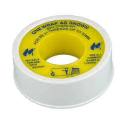 Gas Safe PTFE Tape