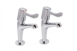 PAIR Westflow lever action Sink Taps