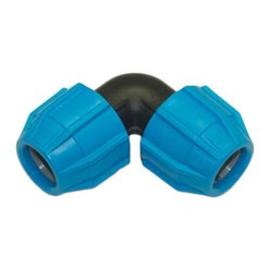 25mm Polyfast Elbow Mdpe
