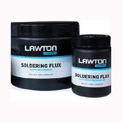 Lawton flux 113g tub with brush