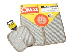 "Monument omat 250mm(10"") soldering and brazing pad 2361F"