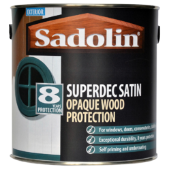 Sadolin Superdec (Fascias) 1.0Ltr