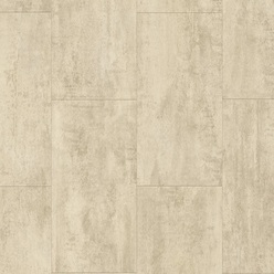 Ambient Vinyl Flooring AMCL40046 Cream Travertin
