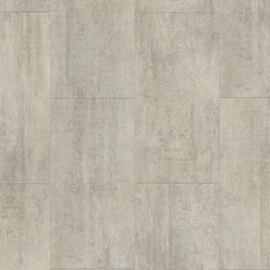 Ambient Vinyl Flooring AMCL40047 Light Grey Travertin