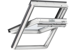 VELUX GGL UK04 206021U White INTEGRA Centre Pivot Window - 134 x 98cm