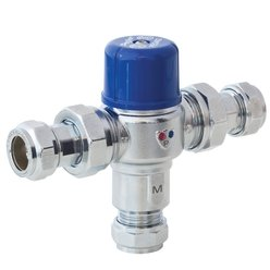 22mm Thermostatic mixing valve