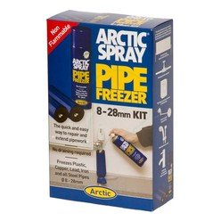 Arctic freezing spray large kit 8-28mm