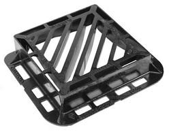 Ductile Iron Gully Grate + Frame GA1-450