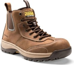 Buckler Hybridz Safety Boot Brown
