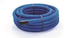 Land Drain Blue 80mm