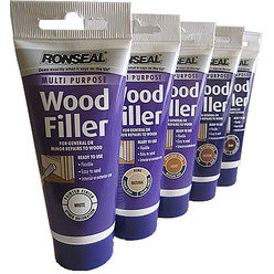 Multi Purpose Wood Filler White 100g