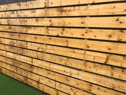 Ranch Style Fencing 3.6M x19x150mm