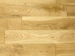 Rustic Oak Solid Wood Flooring 18x125mm